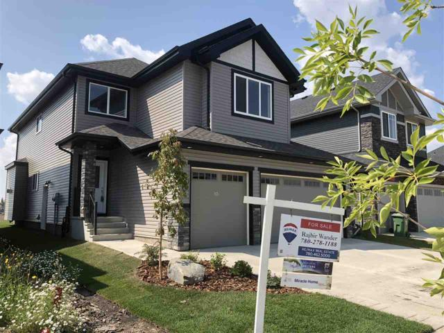 5542 Poirier Way, Beaumont, AB T4X 2B3 (#E4100828) :: The Foundry Real Estate Company