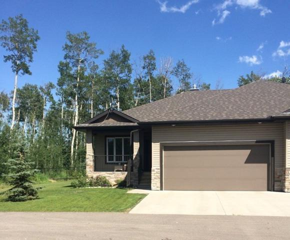 27B 53521 Rge Rd 272, Rural Parkland County, AB T7X 3M5 (#E4106540) :: David St. Jean Real Estate Group