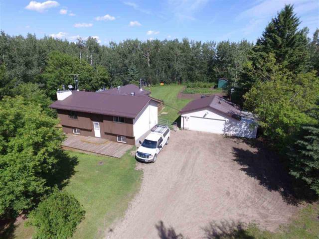 5 52403 Range Road 21, Rural Parkland County, AB T7Y 2H1 (#E4142242) :: David St. Jean Real Estate Group