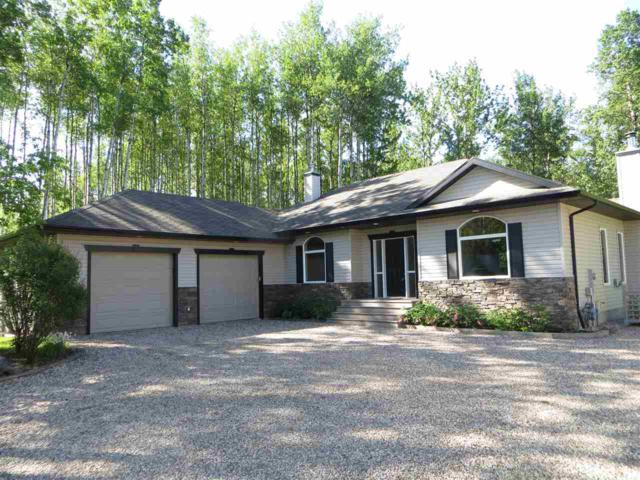 25-53522 Rr 272 Road, Rural Parkland County, AB T7X 3N2 (#E4149956) :: David St. Jean Real Estate Group