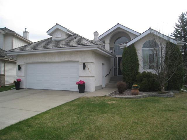 111 Blackburn Drive W, Edmonton, AB T6W 1B2 (#E4150406) :: Mozaic Realty Group