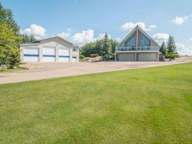 220, 23551 TWP RD 505, Rural Leduc County, AB T4X 0S2 (#E4152134) :: David St. Jean Real Estate Group
