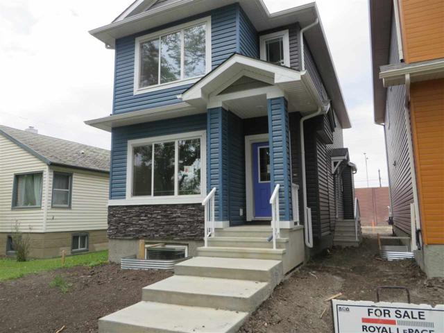 9214 124A Avenue, Edmonton, AB T5G 0W2 (#E4157197) :: Mozaic Realty Group