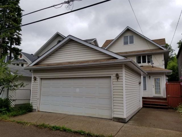 9615 101 Street, Edmonton, AB T5K 0W7 (#E4160603) :: David St. Jean Real Estate Group