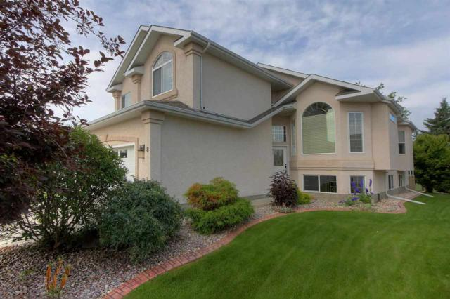 8 Linkside Close, Spruce Grove, AB T7X 4A6 (#E4164689) :: David St. Jean Real Estate Group