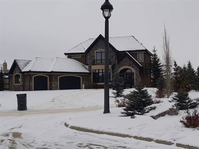 229 Riverheights Cove, Rural Sturgeon County, AB T8T 0B9 (#E4175457) :: The Foundry Real Estate Company