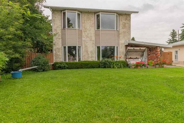 8316 160 Street, Edmonton, AB T5R 2H3 (#E4182514) :: Initia Real Estate