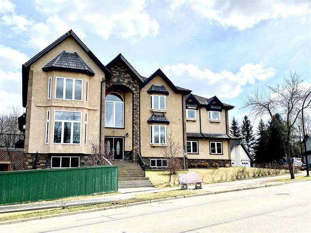 47 Blackburn Drive W, Edmonton, AB T6W 1C5 (#E4187183) :: Müve Team | RE/MAX Elite