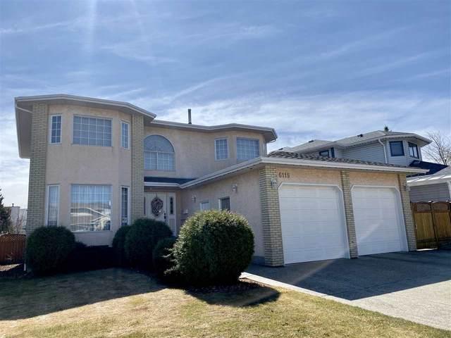 6119 156 Avenue, Edmonton, AB T5Y 2N1 (#E4191194) :: The Foundry Real Estate Company
