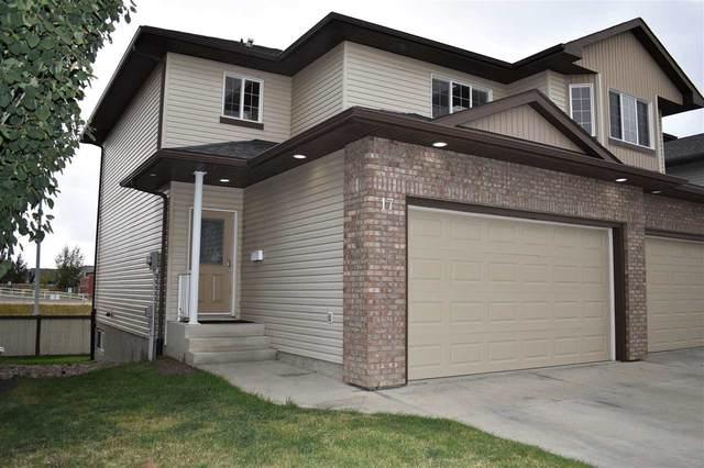 17 4900 62 Street, Beaumont, AB T4X 0C6 (#E4209849) :: Initia Real Estate