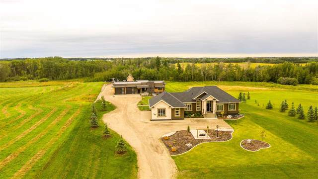 290 50054 Range Road 232, Rural Leduc County, AB T4X 0K8 (#E4212584) :: The Foundry Real Estate Company