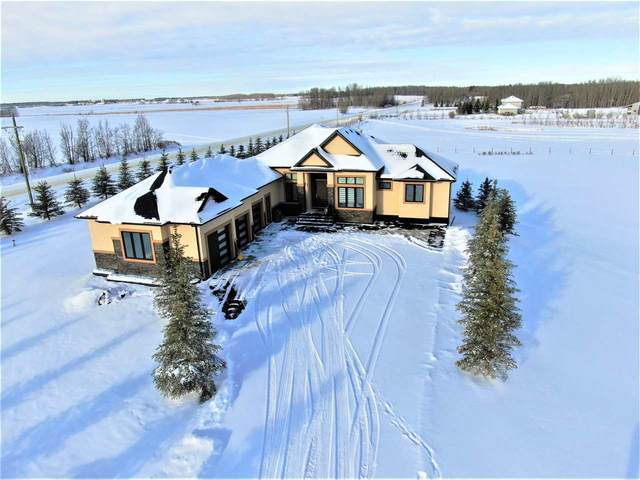 2 51109 RGE RD 271, Rural Parkland County, AB T7Y 1G7 (#E4213242) :: The Foundry Real Estate Company