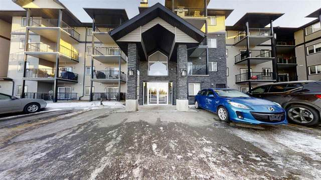 410 14808 125 Street NW, Edmonton, AB T5X 0G1 (#E4223969) :: The Foundry Real Estate Company