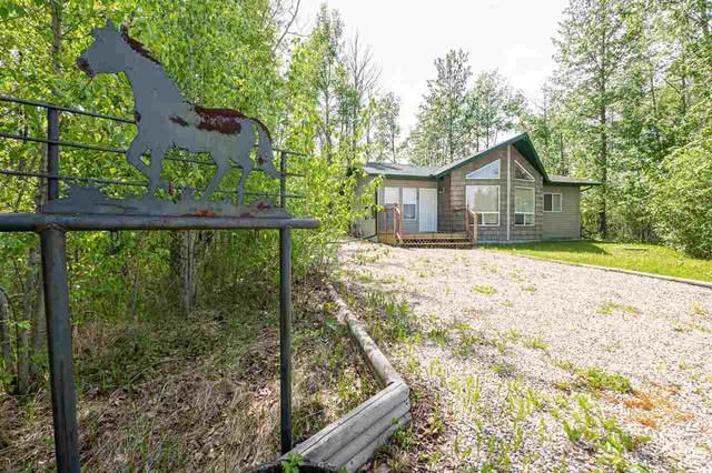 69 15065 TWP RD 470, Rural Wetaskiwin County, AB T0C 2V0 (#E4227352) :: Initia Real Estate