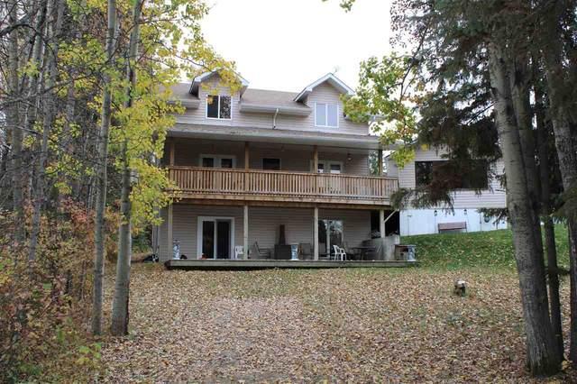 13 5414 Twp Rd 535, Rural Parkland County, AB T0E 0L0 (#E4229732) :: Initia Real Estate