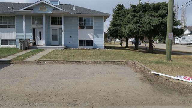 4812 51 St, Calmar, AB T0C 0V0 (#E4233350) :: Initia Real Estate