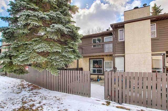 55 7604 29 Avenue, Edmonton, AB T6K 3Z2 (#E4237969) :: The Foundry Real Estate Company
