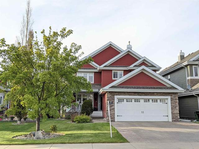557 Stewart Crescent, Edmonton, AB T6X 0A8 (#E4241896) :: Initia Real Estate