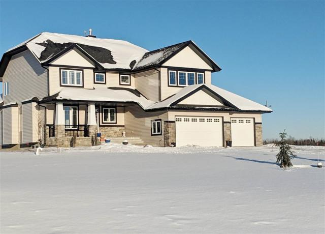 14 25515 Twp Rd 511A Road, Rural Parkland County, AB T7Y 1A8 (#E4107266) :: The Foundry Real Estate Company