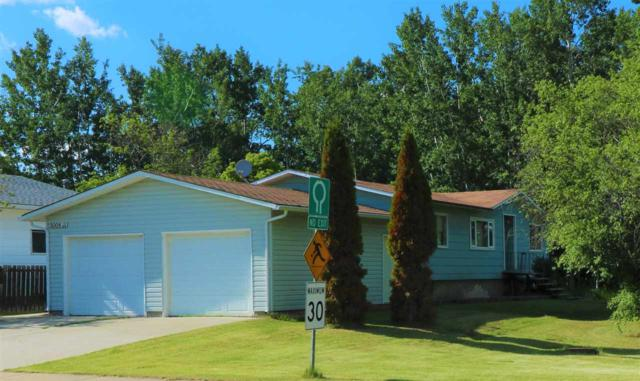 5004 55 Avenue, Wabamun, AB T0E 2K0 (#E4159747) :: Initia Real Estate