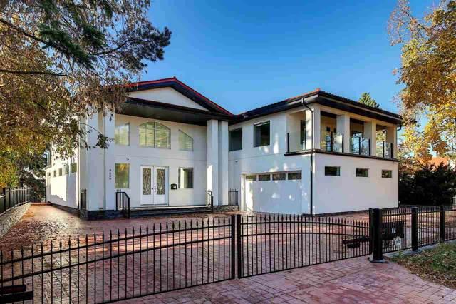 8626 Saskatchewan Drive, Edmonton, AB T6G 2A8 (#E4173019) :: Initia Real Estate