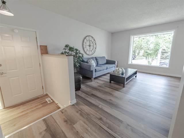 4817 43 Avenue, Beaumont, AB T4X 1E8 (#E4181001) :: Initia Real Estate