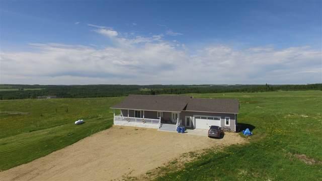 104 454072 RGE RD 11, Rural Wetaskiwin County, AB T0C 2V0 (#E4229914) :: Initia Real Estate