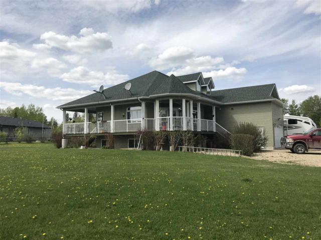 411-53414 Rr 62, Rural Lac Ste. Anne County, AB T0E 0S0 (#E4147642) :: David St. Jean Real Estate Group