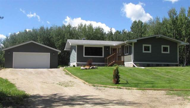 37, 3521 Twn542 Paradise Estates, Rural Lac Ste. Anne County, AB T0E 0A0 (#E4200069) :: The Foundry Real Estate Company