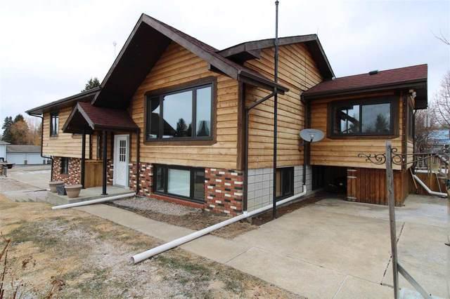 403 4 Street, Rural Lac Ste. Anne County, AB T0E 1A0 (#E4235008) :: Initia Real Estate