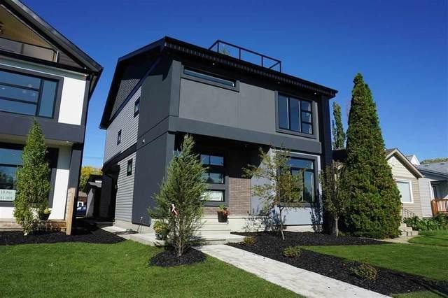 7574A 110 Avenue, Edmonton, AB T5B 0A4 (#E4224337) :: Initia Real Estate