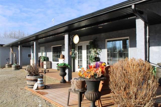 110 5124 Twp Rd 554, Rural Lac Ste. Anne County, AB T0E 0J0 (#E4234386) :: Initia Real Estate