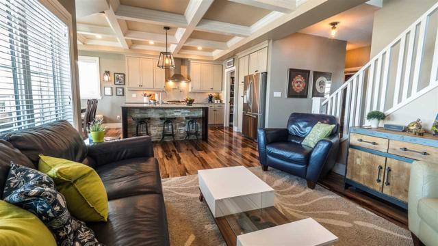 5579 Poirier Way, Beaumont, AB T4X 0E2 (#E4118922) :: The Foundry Real Estate Company