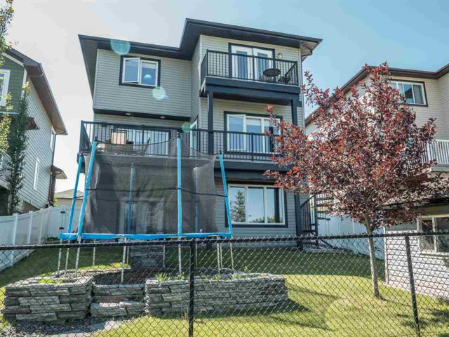 74 Rue Blanchard, Beaumont, AB T4X 0E7 (#E4122131) :: The Foundry Real Estate Company