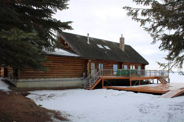 5 4521 Lakeshore Rd, Rural Parkland County, AB T0E 2K0 (#E4233546) :: Initia Real Estate