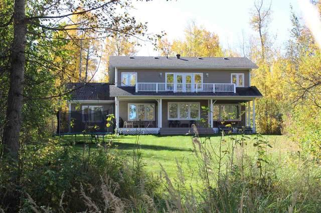 63 5124 Twp Rd 554, Rural Lac Ste. Anne County, AB T0E 0J0 (#E4233357) :: Initia Real Estate
