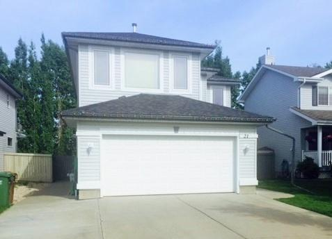 21 English Way, St. Albert, AB T8N 7G6 (#E4070402) :: The Foundry Real Estate Company