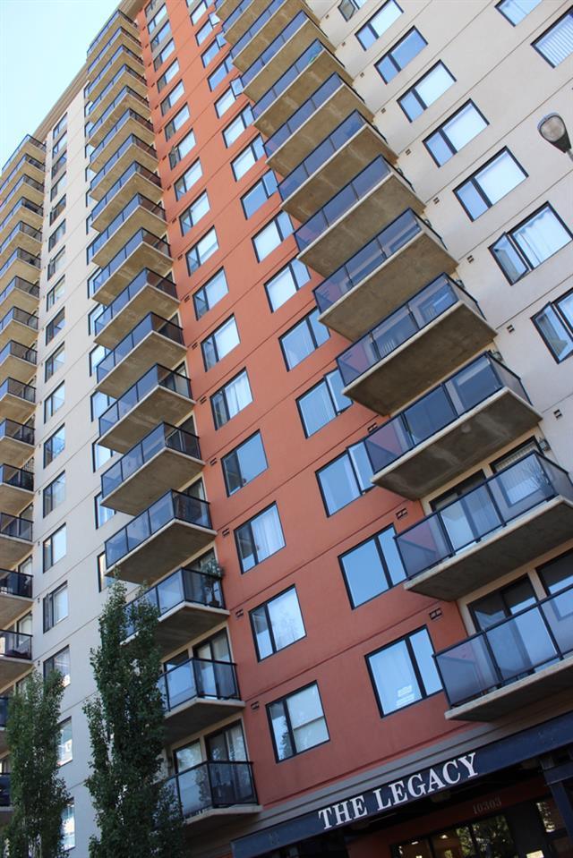 1803 10303 105 Street, Edmonton, AB T5J 5G3 (#E4070851) :: GETJAKIE Realty Group Inc.