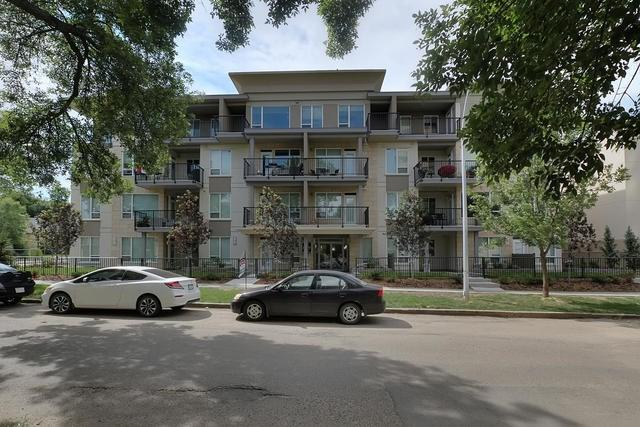 407 9907 91 Avenue, Edmonton, AB T6E 2T7 (#E4071040) :: GETJAKIE Realty Group Inc.