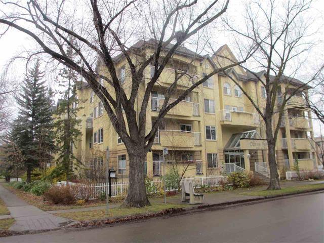 104 10208 120 Street, Edmonton, AB T5K 2W2 (#E4085757) :: The Foundry Real Estate Company