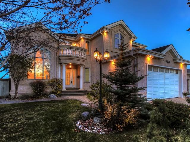 15503 59 Street, Edmonton, AB T5Y 2V5 (#E4086881) :: The Foundry Real Estate Company