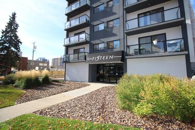 303 10140 115 Street, Edmonton, AB T5K 1T5 (#E4092496) :: GETJAKIE Realty Group Inc.
