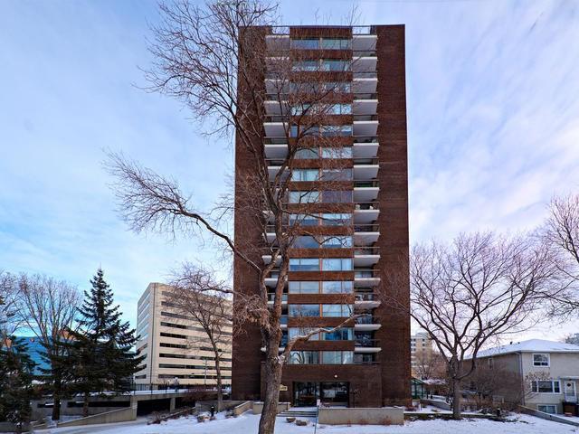 1201 10025 113 Street NW, Edmonton, AB T5K 2K8 (#E4093012) :: GETJAKIE Realty Group Inc.