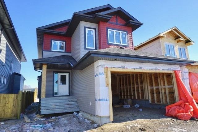 527 Merlin Landing, Edmonton, AB T5S 0L9 (#E4101084) :: The Foundry Real Estate Company