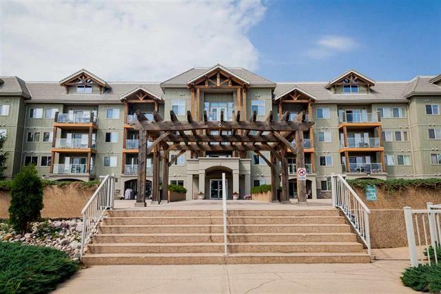 117 278 Suder Greens Drive NW, Edmonton, AB T5T 6V6 (#E4103607) :: The Foundry Real Estate Company
