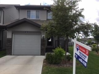 10 8602 SOUTHFORT, Fort Saskatchewan, AB T8L 0J8 (#E4104841) :: The Foundry Real Estate Company