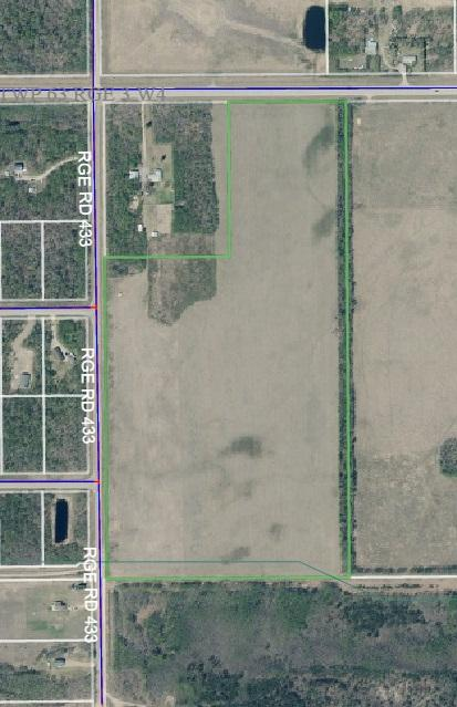 RR 433 Hwy 55, Rural Bonnyville M.D., AB T9M 1P1 (#E4107564) :: The Foundry Real Estate Company