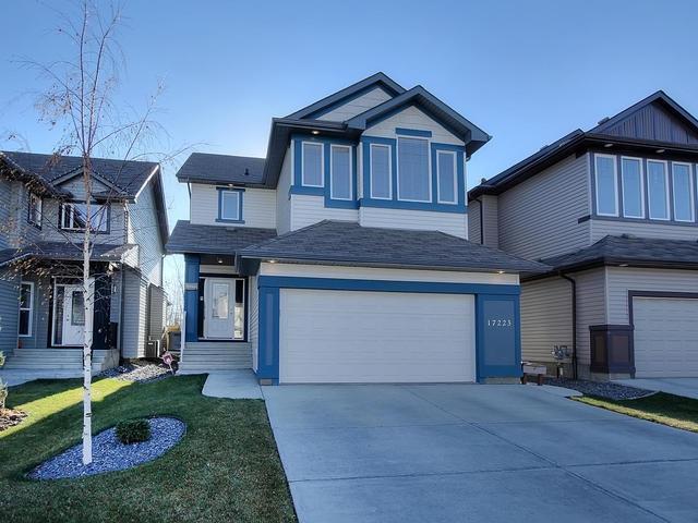 17223 5 Avenue, Edmonton, AB T6W 2A5 (#E4111853) :: GETJAKIE Realty Group Inc.