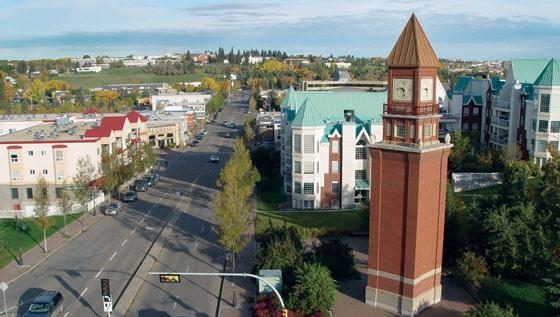 205 50 St Thomas Street, St. Albert, AB T8N 7A3 (#E4112398) :: The Foundry Real Estate Company