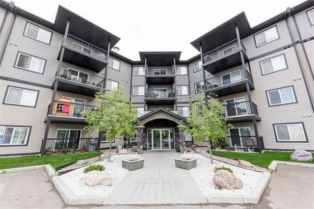 312 5951 165 Avenue, Edmonton, AB T5J 0J6 (#E4114012) :: The Foundry Real Estate Company